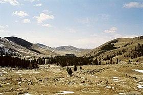 National park ajalugu ja Yellowstone eeskuju