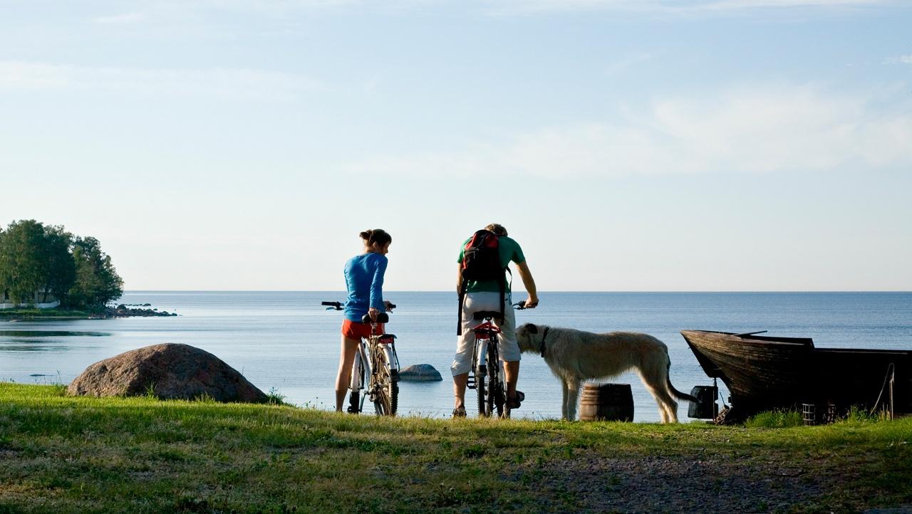 2-päevane rattaretk noortele ja ka nende vanematele Lahemaa südamesse